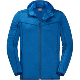 Jack Wolfskin Sutherland Hooded Jacket Men electric blue